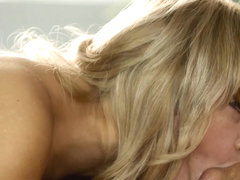 Bigtitted massage Alyssa Lynn cocksucking