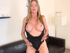 Best pornstar Amber Michaels in Amazing MILF, Big Tits sex scene