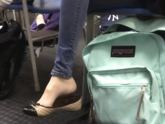 Candid Dangling in class (TR) - Pt 2