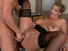 Jezebel Jones & Seth Gamble in My First Sex Teacher