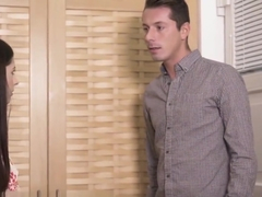 REBECCA VOLPETTI MILF FUCKING NEIGHBOR IN PROPERTY