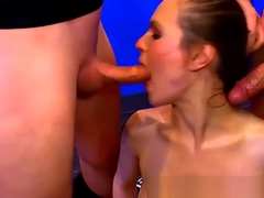 Gangbang Blowjobs With Bukkakes