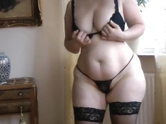 German Pawg - Phat Ass Slow Strip