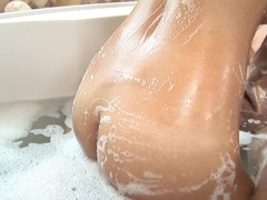 Best pornstar Beti Hana in Hottest Blowjob, Showers xxx clip