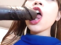 Asian Horny Teen Orgasming