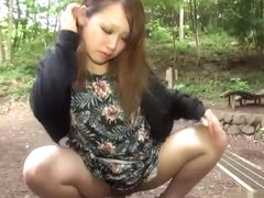 Japan pregnant outdoor and creampie