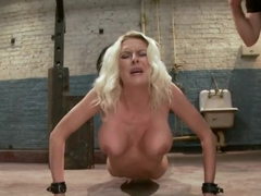 Day with a pornstar big tit blonde are mistaken