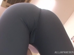 Anna Nasuki is a sporty girl loving cock