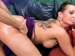 Tory Lane pipe Close up chatte baise porno