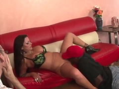 Stacey Wife Crazy Rimjob