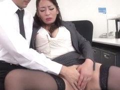 Rei kitajima hot mature crazy hardcore porn play