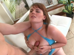 Busty Erin Banks is drilled nicely by Jmac