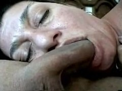 Mouth Fucking His Wife