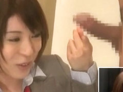Crazy Japanese model Aya Sakurai in Hottest JAV scene