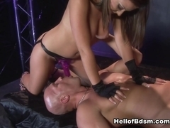 Penny Flame in Bdsm Scene