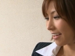 Akari Asahina Hot Japanese teacher is hunting