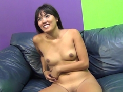 Exotic pornstar Angelina Chung in Best Small Tits, Cumshots sex scene