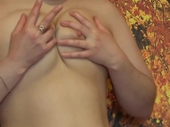 Precum first time pissing ts