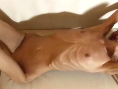 EXTREME SKINNY ANOREXIA GIRL I LOVE TO FUCK