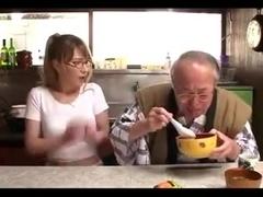Порно Видео Два Старика И Две Девушки