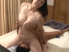 Craziest Japanese girl in Exotic Mature/Jyukujyo JAV video watch show