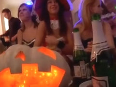 halloween party turned into an orgy hard