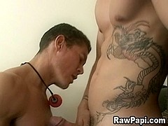 Hot Latino Gay Hardcore Sex Scene