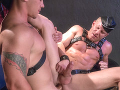 Skuff: Rough Trade 2 XXX Video: Johnny V, Adam Bryant - FalconStudios