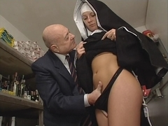 Can help catholic nun sex videos Prompt, where