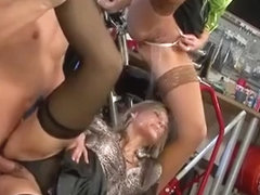 Playgirl Gets Licked, Fucked And Receives Golden Shower