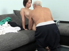 Brunette sweetheart Chrissy Harris fucked good