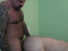 Marc Angelo and Rex Blue - BearFilms