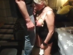 Anal slave Marian from Germany