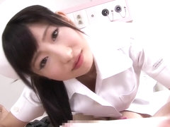 Amazing Japanese model in Crazy Nurse, HD JAV video
