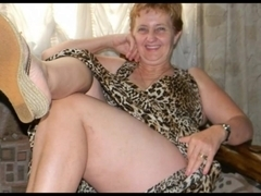 Nude 65 year old women