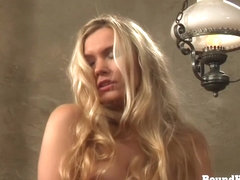 On Consignment 3: Lesbian Slave Pleasures Herself For Dominant Mistress
