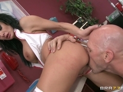 Doctor Adventures: Lights, Camera, Deepthroat!. Alektra Blue, Johnny Sins