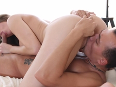 Teeny Lovers - Marselina Fiore - Morning creampie for Marselina