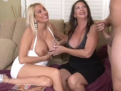 Margo Sullivan - Busted By Friend's Mom