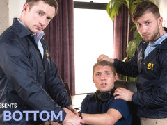 Markie More & Elye Black in SWAT Bottom - NextdoorStudios