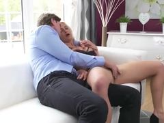 Sneaky Step-Mama Nicole Vice Gets Fucked Well Hot Stepson