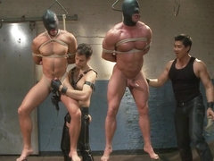 BoundGods : Most challenging suspensions in the history of Bound Gods Live Shoot