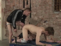 Flogged Fingered And Fucked! - Jack Wright And Ashton Bradley - Boynapped