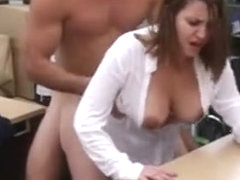 Big Boobs Amateur Business Lady Fucked By Pawn Man