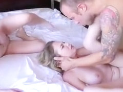 Hot Alice And Beautiful Angel Gets Fucked Hard