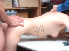 Smooth Criminal Audrey Royal Fuck Two Guards To Get Off Free
