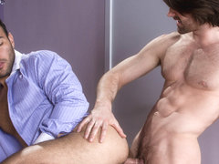 Internal Specialists XXX Video: Woody Fox, Dorian Ferro - FalconStudios