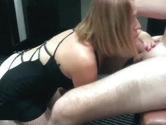 Hot amateur milf wants to be fucked and covered with cum. Revenge SLUT POV
