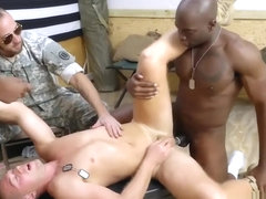 Naked ginger army men big dick gay Staff Sergeant knows what is greatest