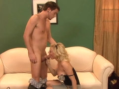 MomsWithBoys - MILF Holly Sampson Fucks Her New Husband's Grandson